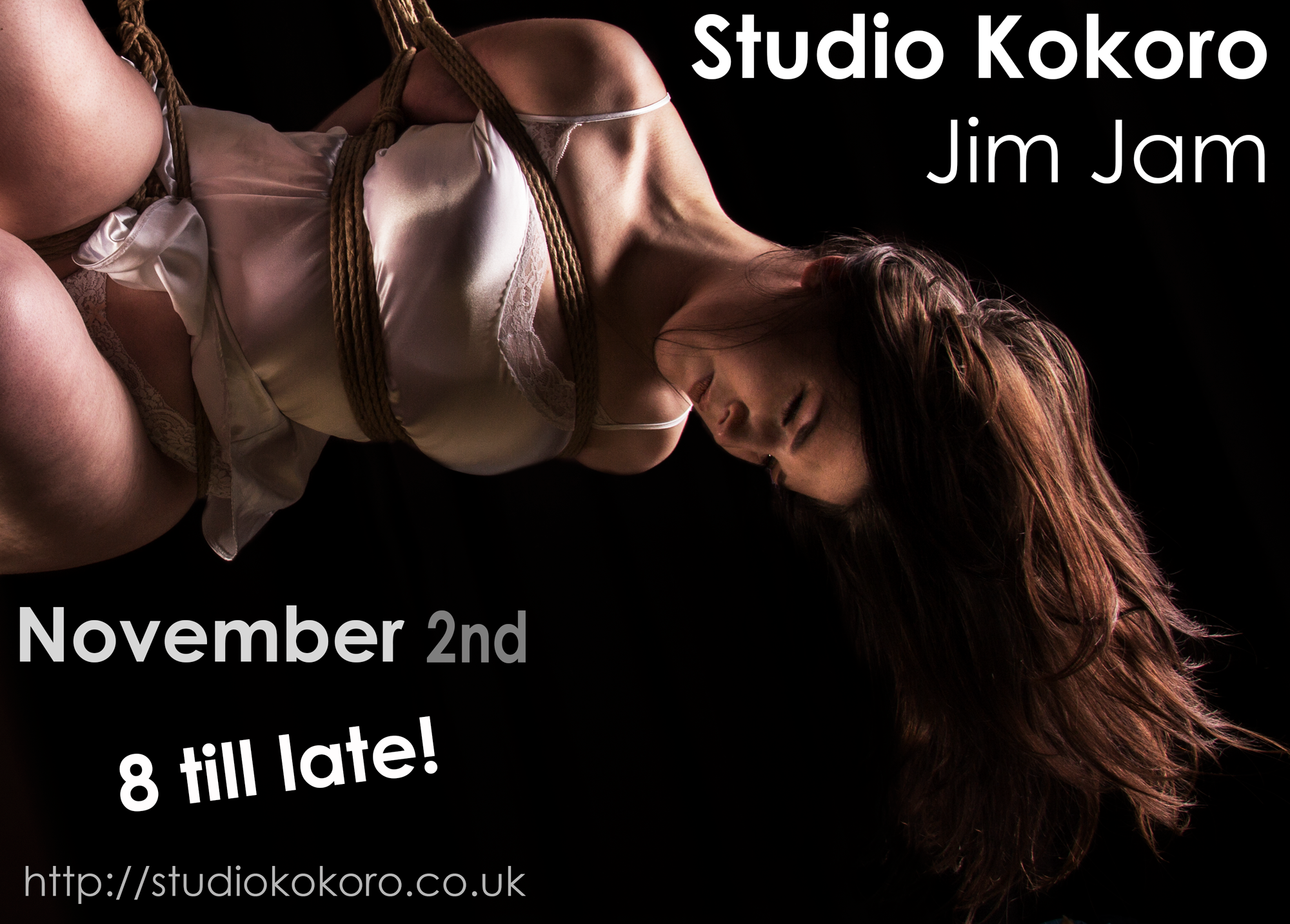 Jim Jam Shibari Night