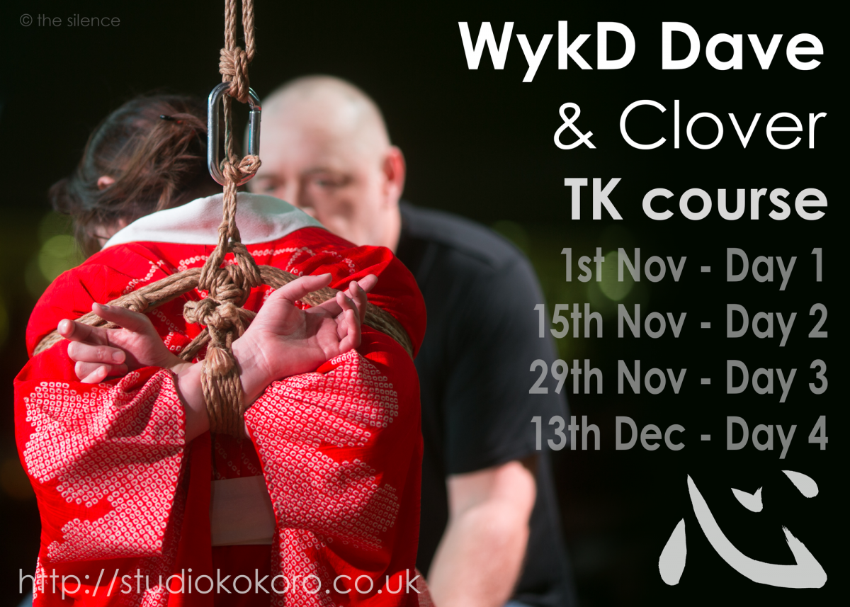 WykD Dave & Clover 4 week TK course