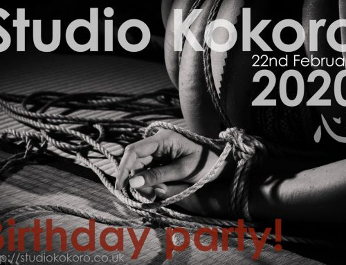 Studio Kokoro Birthday Party 22nd Feb 2020