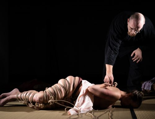 What is Shibari and is it Shibari or Kinbaku?